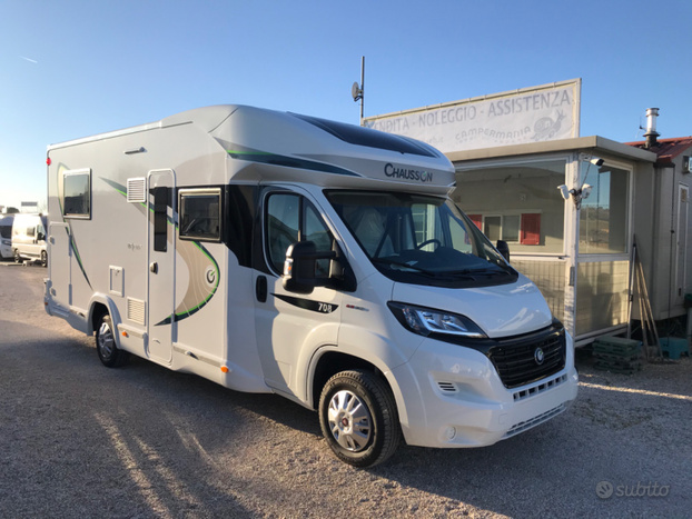 Chausson Welcome 708